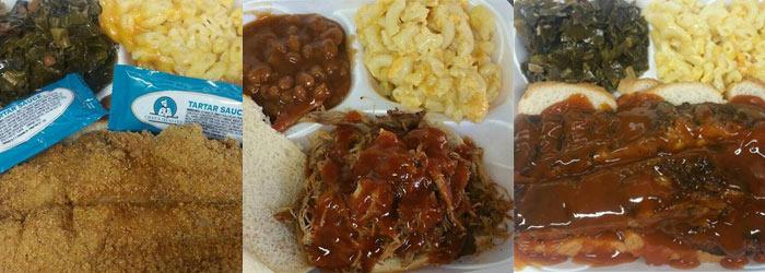 bbq grandma's food